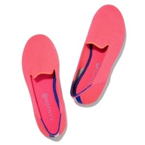 ROTHY'S flamingo loafers